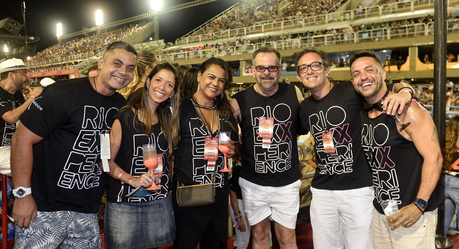 CasaShopping leva premiados para Sapucaí
