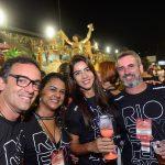 Rodrigo Jorge e Brígida Neves com Renata e Paulo Valente