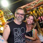 Eduardo Machado e Aline Barros