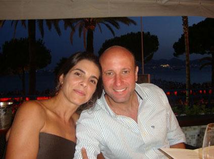 Verônica e Sérgio Côrtes em Monte Carlo: a vida é ainda mais bela com a grana surrupiada
