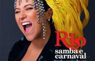 Maria Rita é capa da Revista Rio Samba & Carnaval