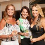 Claudia Elisa Fernandes, Magda Cotrofe e Adriana Carvalho