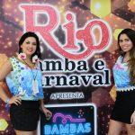 Daiana Oliveira e Pamela Oliveira