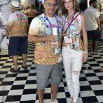 Mauricio Lima e Eva Monteiro