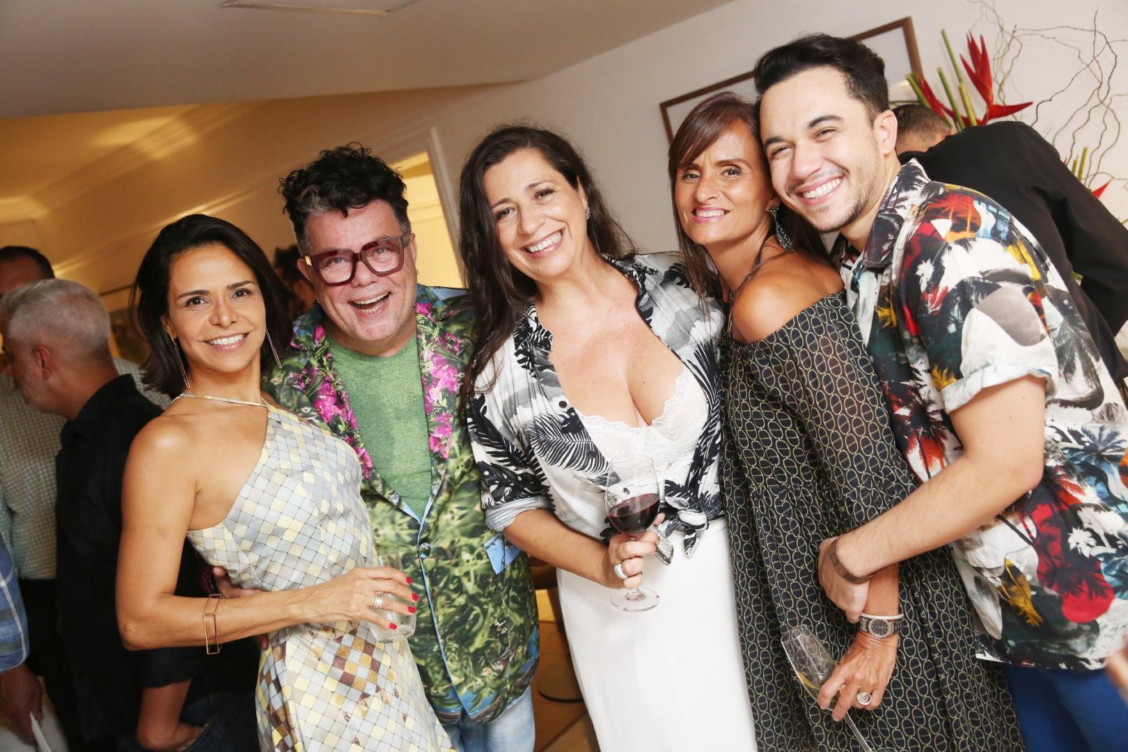 Vinícius Belo comemora aniversário no Sofitel Ipanema