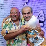 Carlos Sampaio e Anclemo Gois