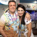 Gilberto Ramos e Fabiana Amorim