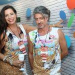 Ana Torres e Nicolas Martin Ferreira