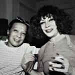 Elizeth Cardoso e Marlene