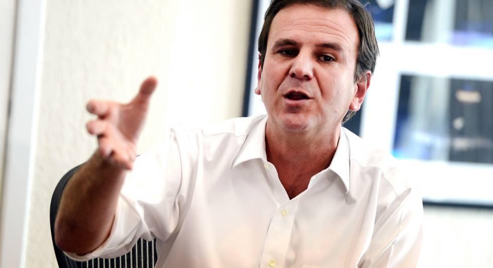 Eduardo Paes está solidário com o PSOL de Freixo