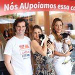 Giordano Cacciola, Paula Burlamaqui e Josie Santos