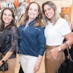 Alina Donato, Gloria Maria Araujo e Bianca Botini
