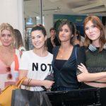 Ana Bonilha, Anna Clara Serpa, Julia Sampaio e Martha Pinel