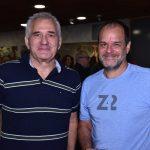Atherino e Eduardo Lopes