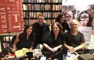 Bel Lobo e Bob Neri : sempre juntos, na vida e no trabalho