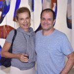 Cecília Mendes de Almeida e Eduardo Lopes