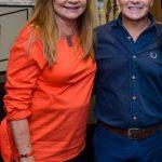 Claudia Simões e Luciano Negreiros