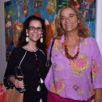 Fátima de Abreu Brizola e Celina Lerena