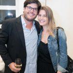 Frederico Almeida e Leticia Gerbauld