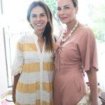 Geisa Rabello e Flavia Lins