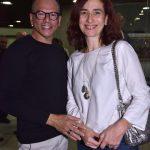 Heckel Verri e Anna Paola Protásio