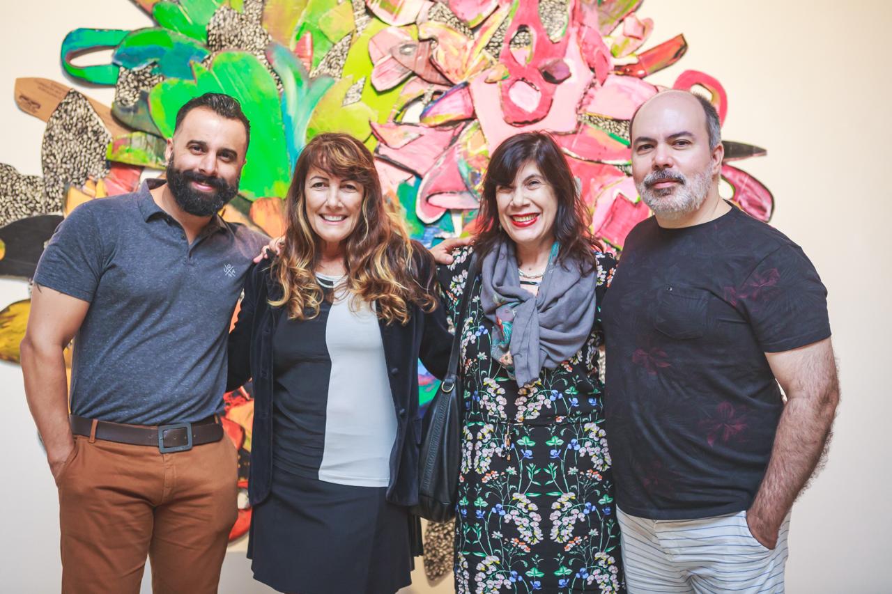 Myriam Glatt realiza exposição no Centro Cultural Correios de São Paulo