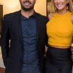 Joao Brassaroto e Ticiane Pinheiro