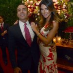 Léo Araújo e Michele Dias