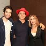 Luiz Fernando Coutinho, Joao Suplicy e Liege Monteiro