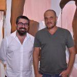 Marcelo Velloso e José Carlos Garcia