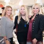 Marlyan Kenigsberg , Tania Batista e Nina Kauffman