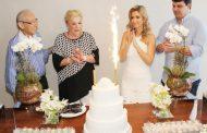 Karina Nigri e Eniana festejam aniversário