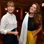 Mriana Ximenes e Priscilla Telmon