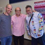 Tiago Carneiro da Cunha, Márcio Doctors e Efrain Almeida