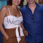 Adriana Varejão e Vicente de Mello