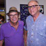 Ivan Cardoso e Antonio Carlos Fontoura