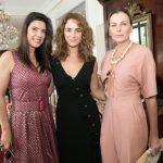 Patricia Brandão, Alexia niedzielski e Flavia Lins