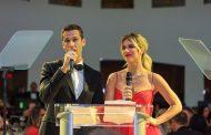 "Giovanna EwbankePedro Andrade apresentam o ""VIIBrazilFoundationGala Miami"""