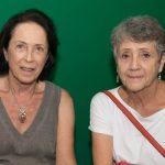 Sandra Bruno e Teresa Heusi