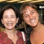 Sonia Saraiva e Gabriela Tenenbaum
