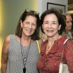 Tetê Machado e Sonia Saraiva