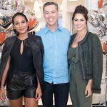 Yasmin Monge, Eduardo e Daniella Vaz