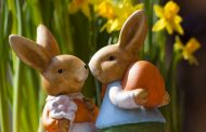 Ovos, coelhos e um tempo que não volta mais