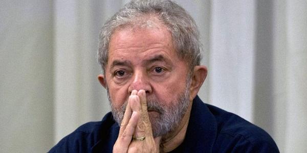 Lula da Silva conseguiu paralisar o país que presidiu