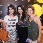 Angelica Tamiozzo, Kiria Gracie e Rachel Moreira