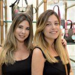 Beatriz Coelho e Aline Braes