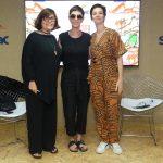 Beth Filipeck, Lilian Pacce e Marie Salles