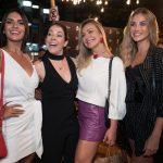 Carol Neves, Carol Scarpinelli, Marina Loures e Carol Antunes