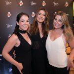 Carol Scarpinelli, Karina Cruz e Thamyris Scarpinelli