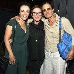 Luciana Braga, Marcia Rubim e Zélia Duncan